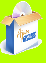 AjaxSwing Convert you Swing to websites